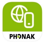 My phonak app-Symbol
