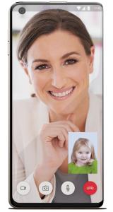 imagem do my phonak app-função meus aparelhos auditivos
