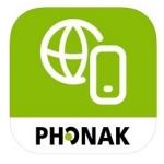 O ícone do My phonak app
