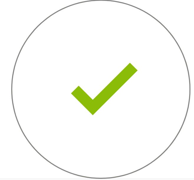 Phonak Check Icon