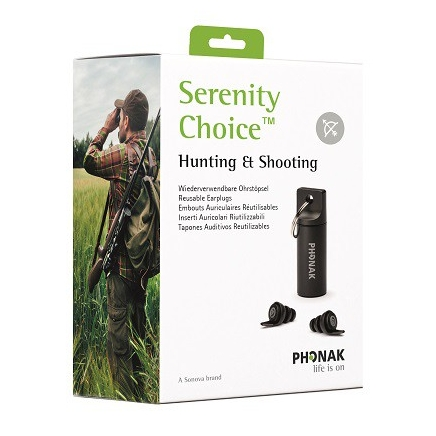 Packshot emballage de Serenity Choice Hunting and Shooting