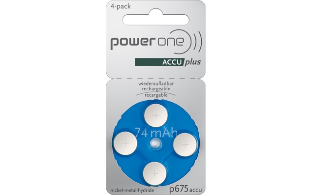 Batterie accu plus