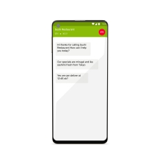 myCall-to-Text app