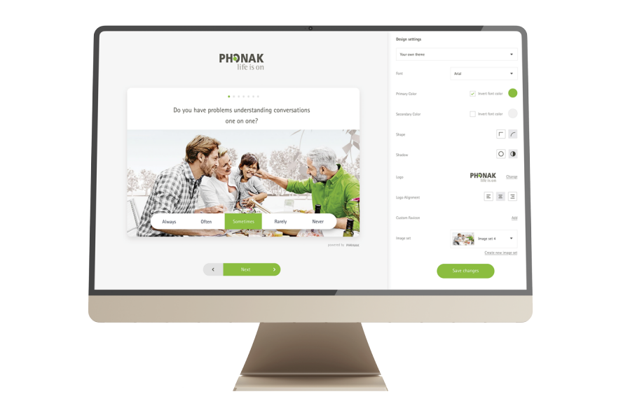 HCP Hearing Screener