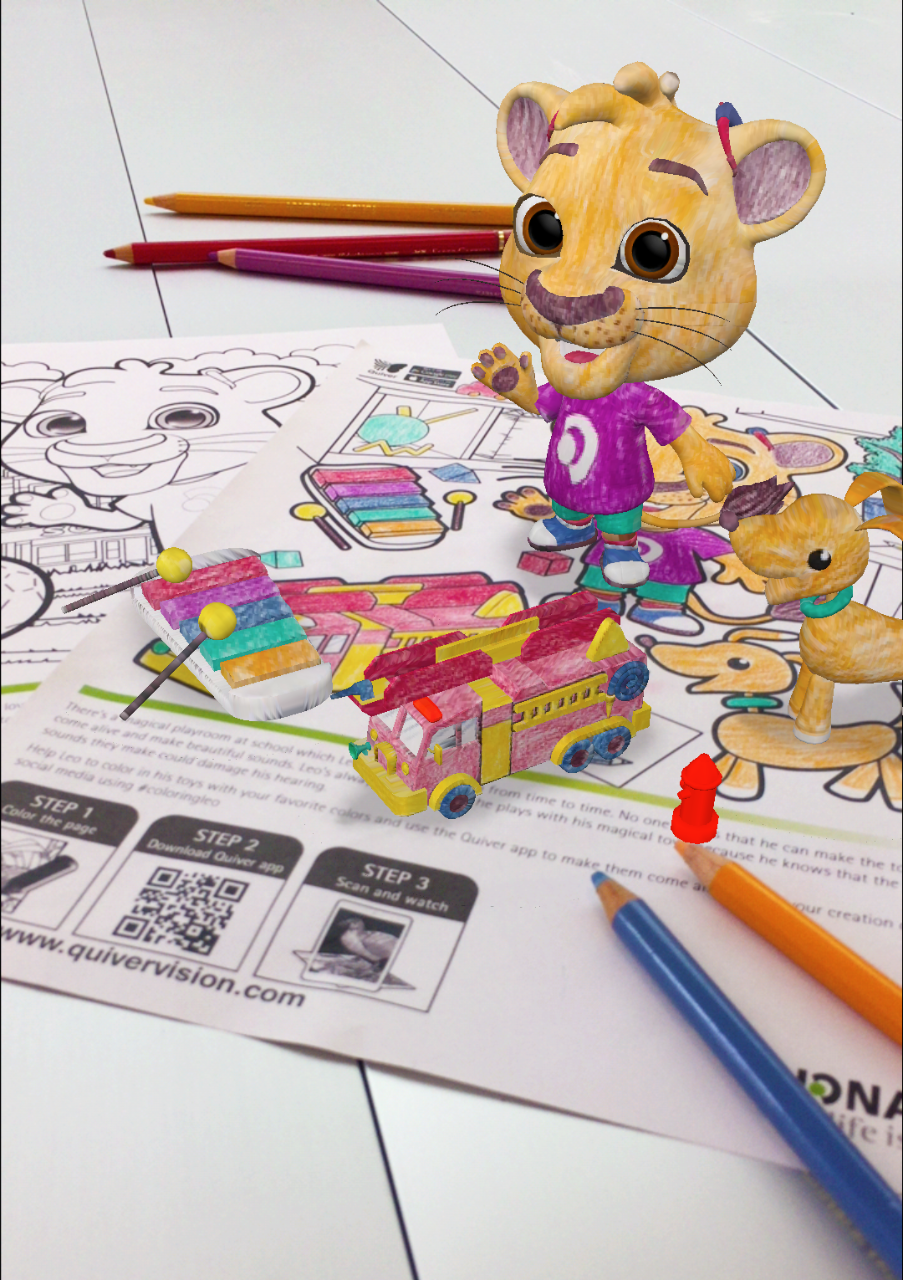 Leo Coloring Pages | PhonakPro