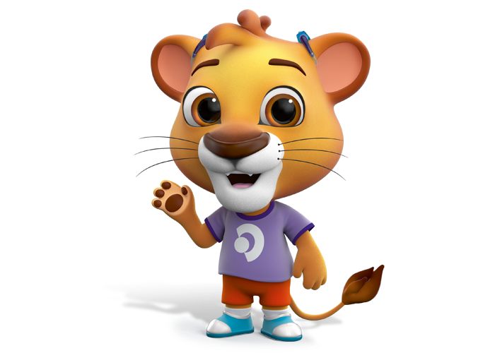 Leo - Mascot Pediatric