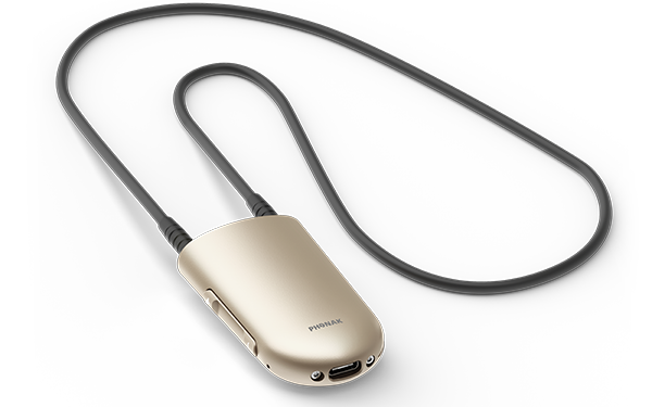 ALT/pic name: Phonak Roger NeckLoop a universal receiver for hearing aids – product