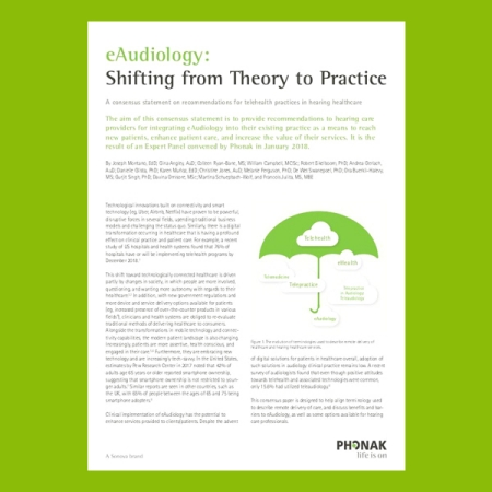 Shifting from Theory to Practice
