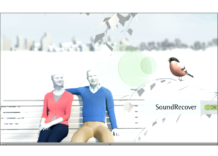 Animation image SoundRecover