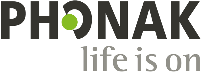 Logo Phonak life is on