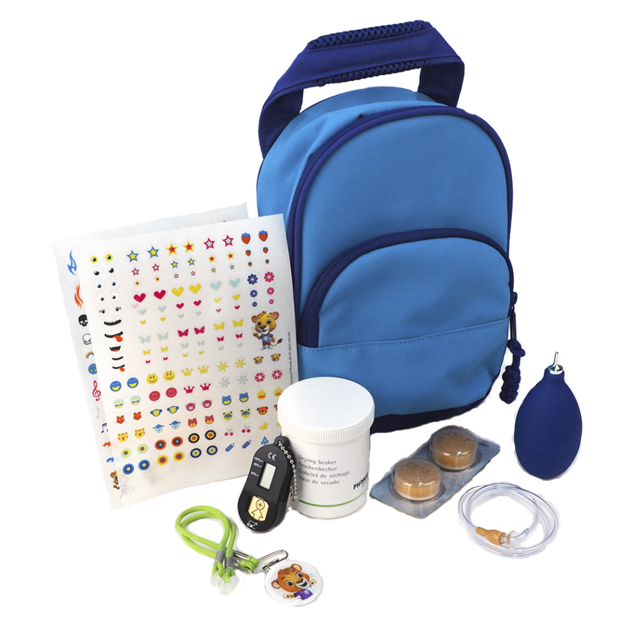 Packshot Pediatric Care Kit