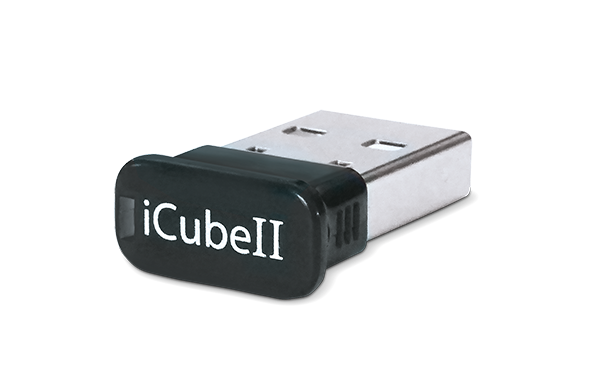 Packshot iCube II USB Adapter