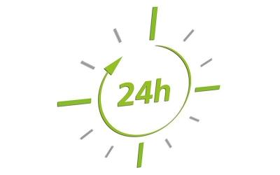 24часа потоковой передачи данных