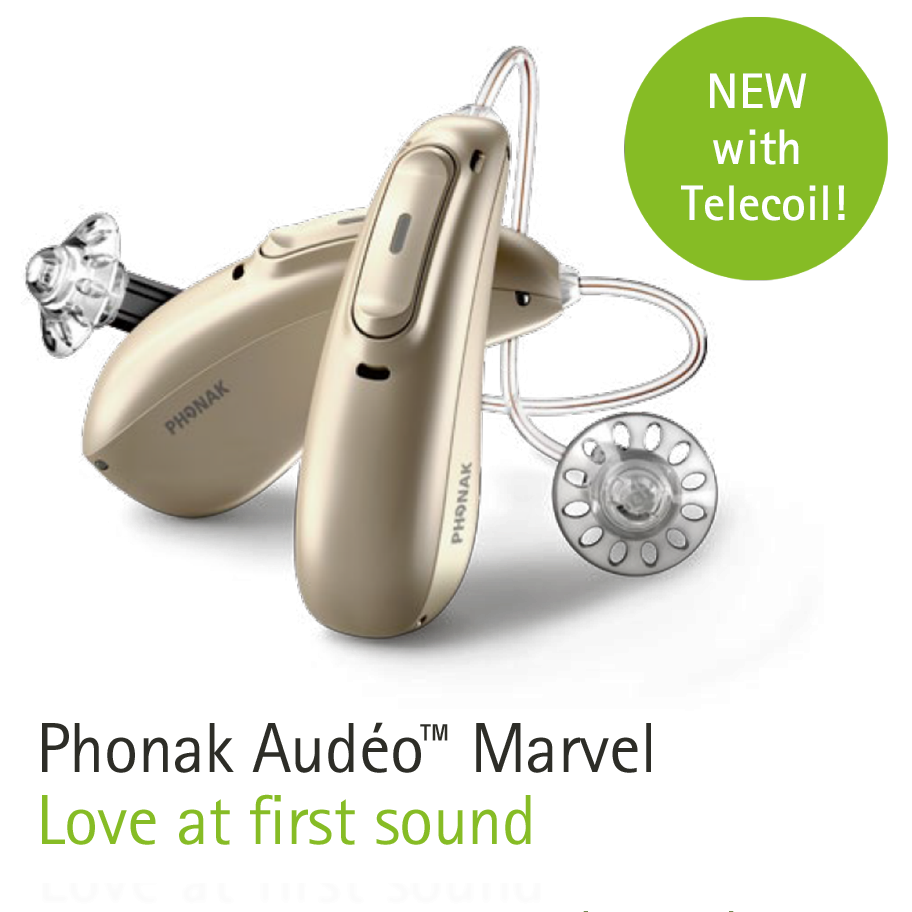 Phonak Audéo Marvel - Love at first sound