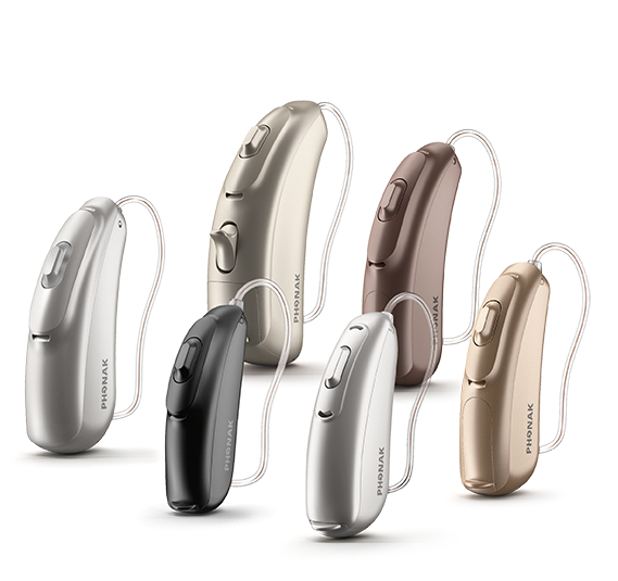 Phonak Audéo B family