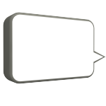 Speech Bubble Rectangle