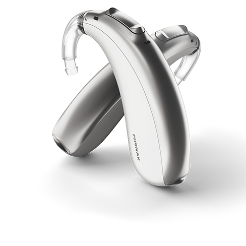 Phonak Naida Paradise P-UP hearing aids