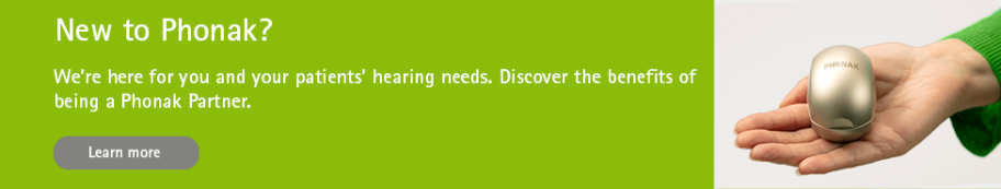 Become a Phonak Provider