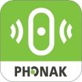 Ikon för myPhonak-appen